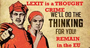 Lexit thought crime