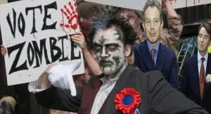 blair zombie politics