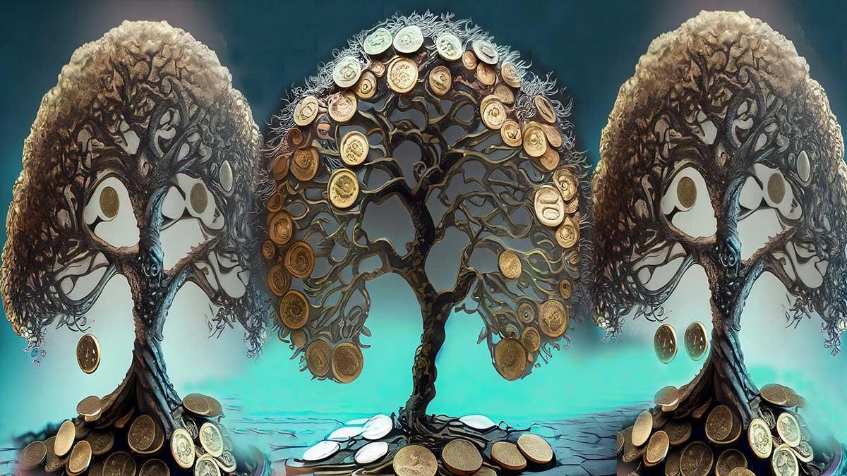 Magic money tree