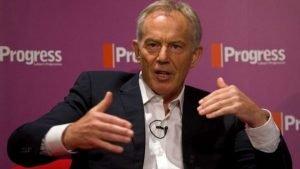 tony Blair progress group