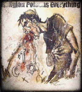 religion poison