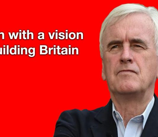 john mcdonald Rebuilding Britain