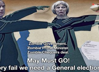 Zombie Prime Minister