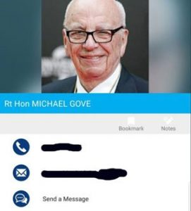 Gove Murdoch