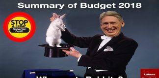 who wants Rabbits budget 2018