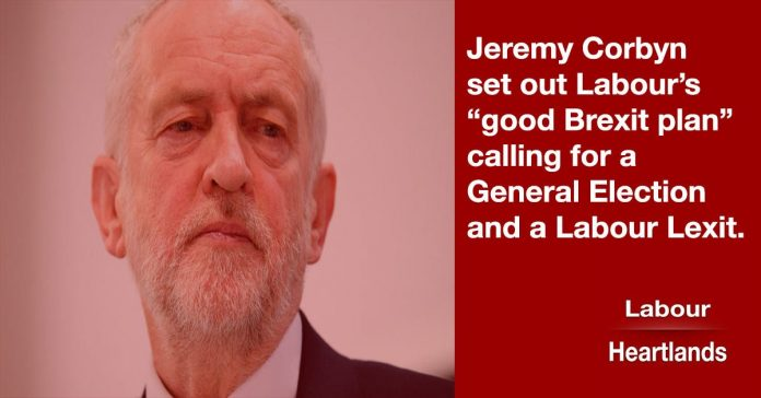 General Election and a Labour Lexit.
