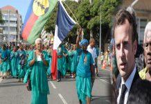 New Caledonia independence