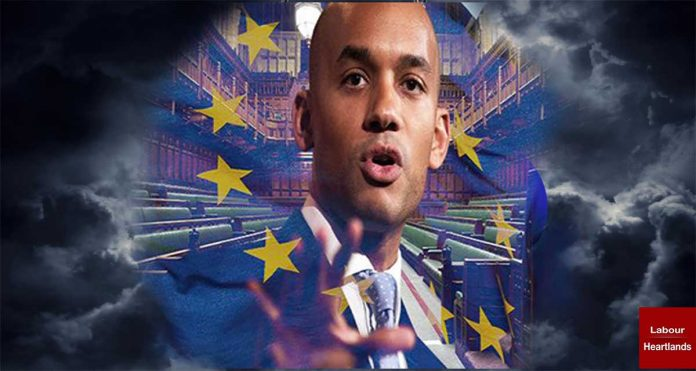 Chuka Umunna EU