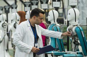 Turkey's first humanoid robotics factory