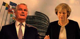 theresa-may-vs-Michel-Barnier.