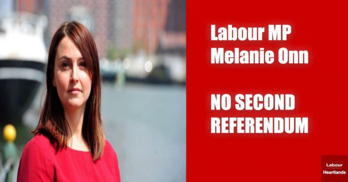 Melanie Onn Labour MP