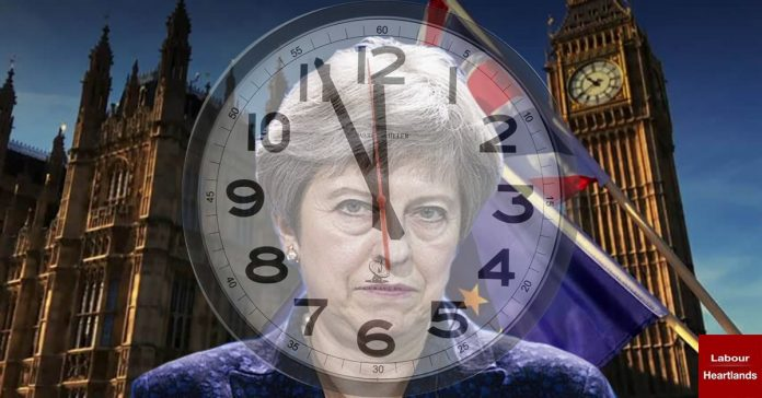 Time is running out for Theresa May