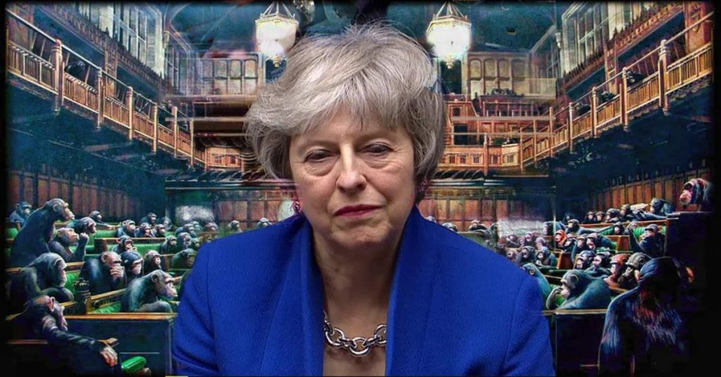 May handed another defeat in parliament