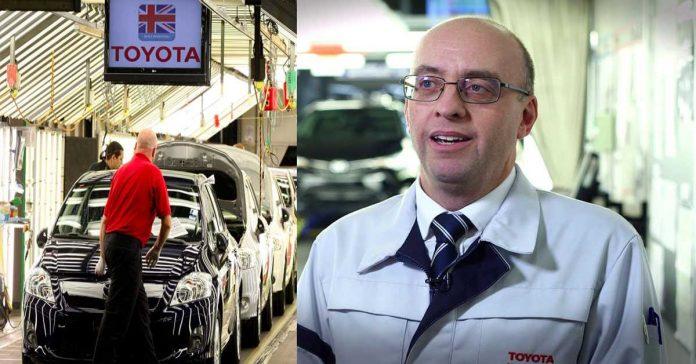 Toyota's UK