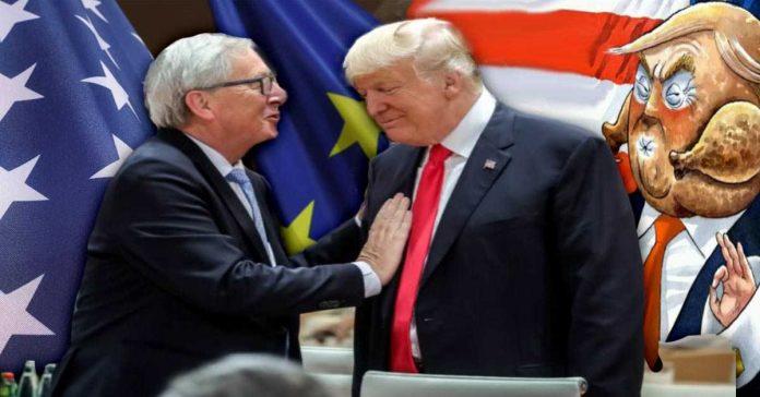 EU US trade talks